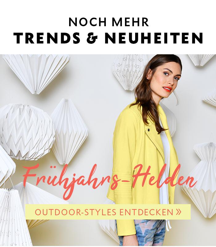 Noch mehr Trends & Neuheiten